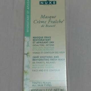 黎可詩 Nuxe 植物奶水凝保濕面膜 50ml