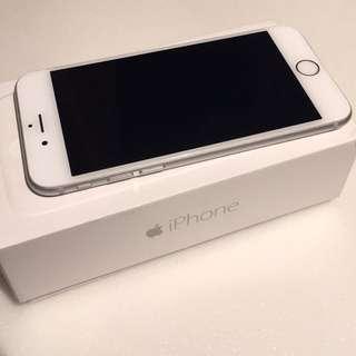 (保留)Iphone6 16g 銀色 過保