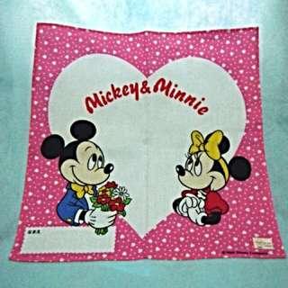 Disney 迪士尼正品手帕