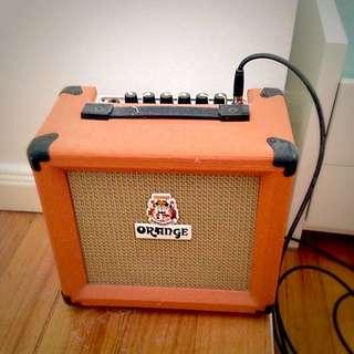 Orange Amplifier