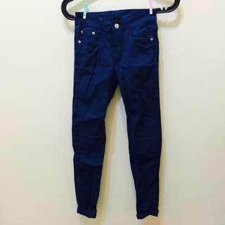 ❗️便宜賣❗️藍色 長褲