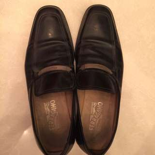 Used Ferragamo Euro 41.5 Shoes