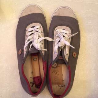 Reduced To Clear!!! Used Faguo Casual Shoes Size 43