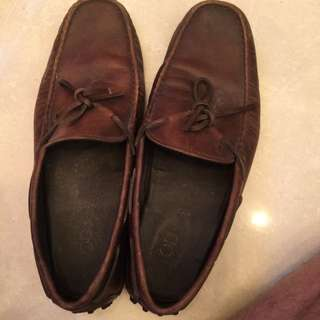 Reduced To Clear!!! Used Authentic Tods loafers