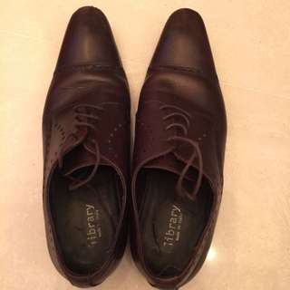 Reduced To Clear!!! Used library Dark brown Men Shoes