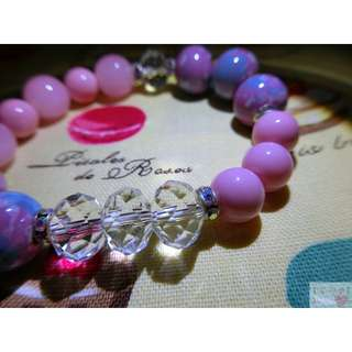 【首戀♥】星空色 粉色、紫藍色~