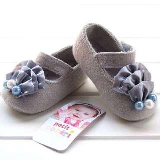 寶寶學步鞋-petit公主鞋