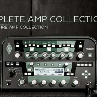 Kemper profiling amp (no power head version) -reserved