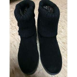 內增高雪靴39號(全新)