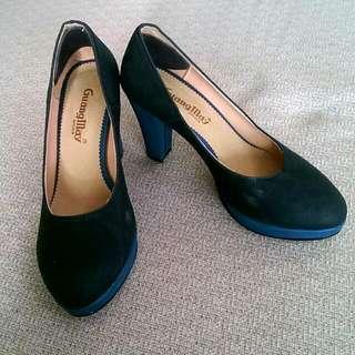 (9成新)高跟鞋