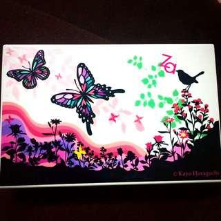 Za 妝自然無瑕時尚組 粉餅+餅盒