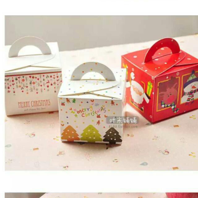 韓國聖誕小禮盒