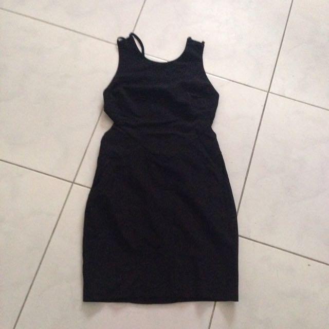 🆕 Asos Petite Black Dress