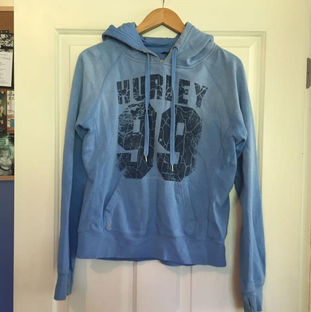 Blue Hurley Hoodie