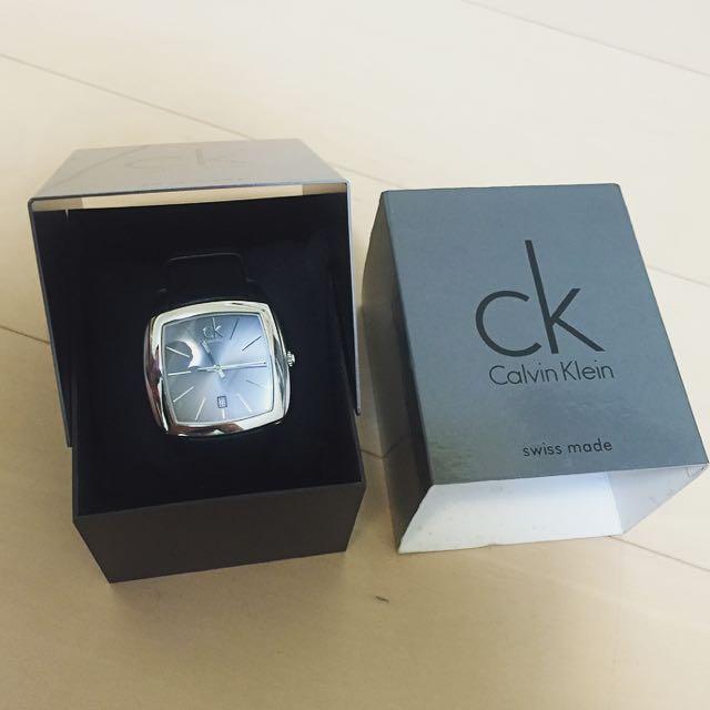 Calvin Klein CK中性錶