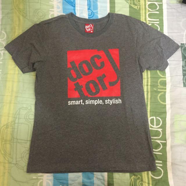 Doctor J短袖t-shirt
