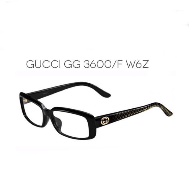 GUCCI GG 3600/F W6Z 眼鏡