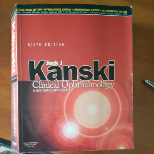 Kanski's Clinical Ophthalmology: A Systematic Approach, 8e Book 12