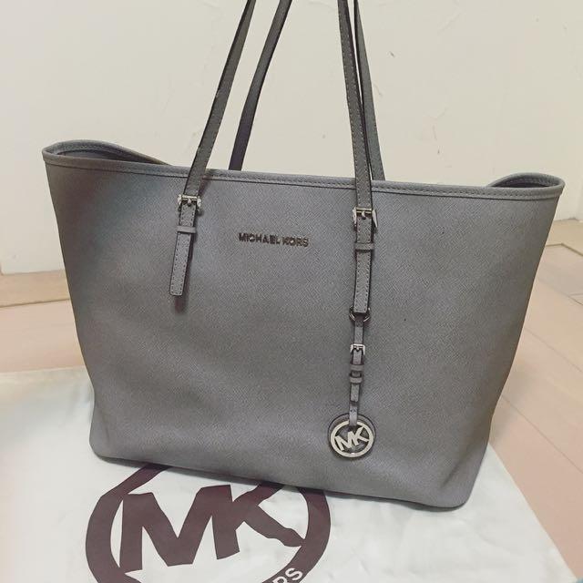 MK 大容量托特購物包