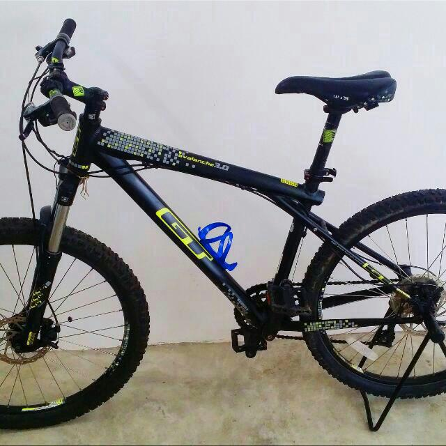 Price Drop Gt Avalanche 3 0 2011 Sports On Carousell
