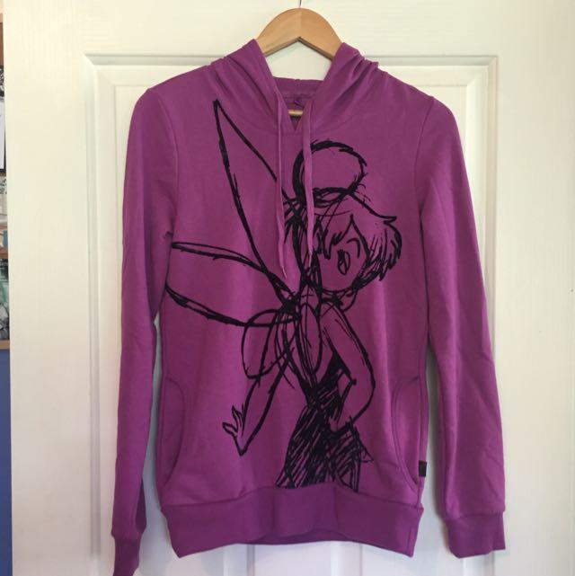 Purple Disney Hoodie