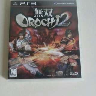 PS3 無雙蛇魔2 (日版)