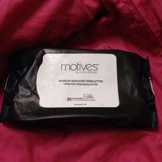(逾期品)Motives 莫蒂膚 溫和卸妝棉
