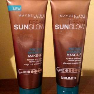 New Maybeiliene Tanning Loation
