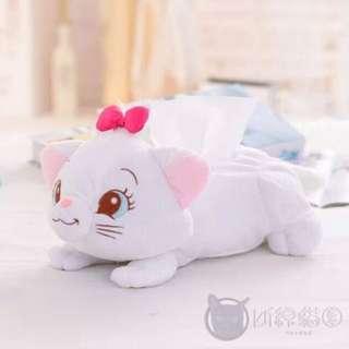 瑪麗貓面紙紙巾衛生紙套