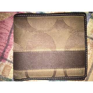 Coach Wallet Authentic!