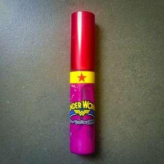 MAC limited EDT Wonder Woman Lipglass #athenas Kiss