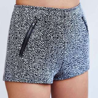 Urban Outfitters Marled Knit Shorts