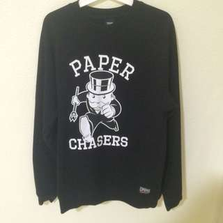 CROOKS & CASTLES PULLOVER(paper Chaser)