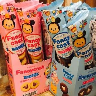 迪士尼巧克力夾心餅