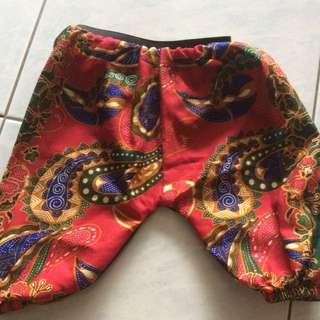 Batik Baby Pants