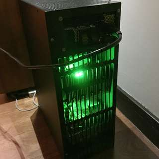 Used Bitcoin miner 1TH/s