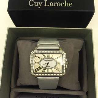 *Price Reduce $100 Guy Laroche Ladies Watch