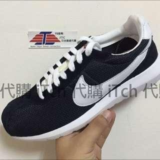 Nike Roshe Ld-1000 QS 藤原浩 平民 黑白
