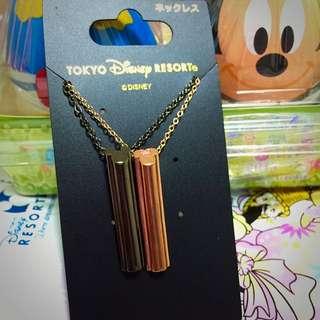 迪士尼樂園正品-米奇米妮對鍊