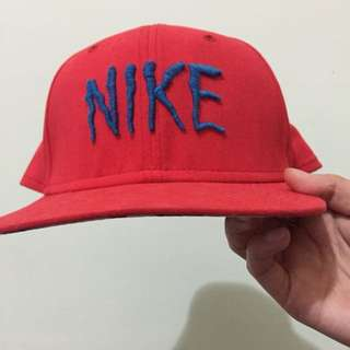 Nike帽