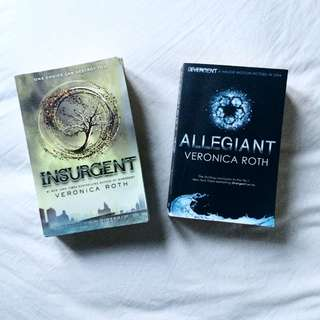 Insurgent & Alligent Novels