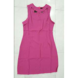 SALE BNWT Rose Pink Casual Dress