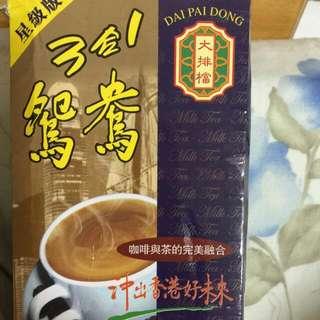 大排檔鴛鴦奶茶
