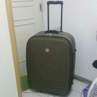 29吋布面行李箱可加大