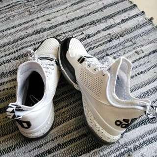 Adidas Oreo 童鞋 籃球鞋