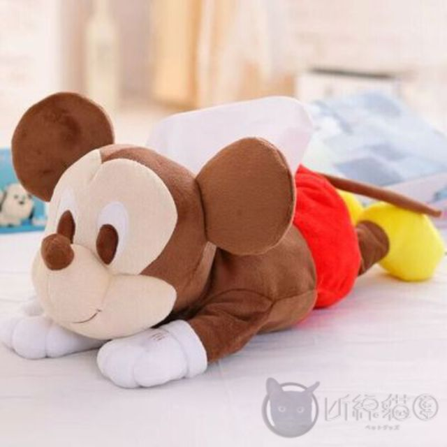 迪士尼米奇面紙紙巾衛生紙套