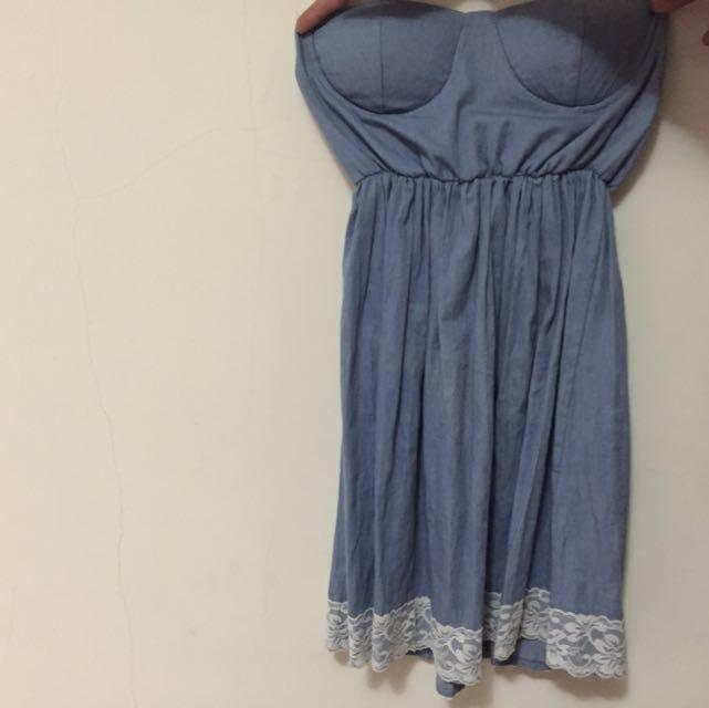 全新罩杯洋裝