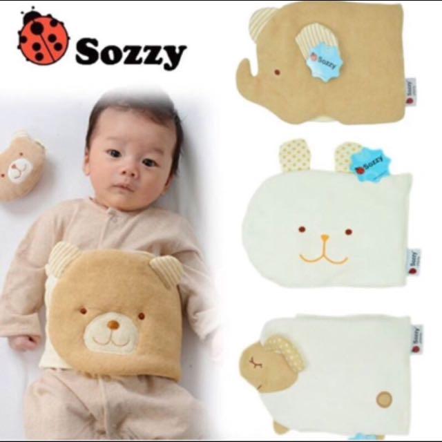 [全新現貨] 可愛動物寶寶肚圍-大象