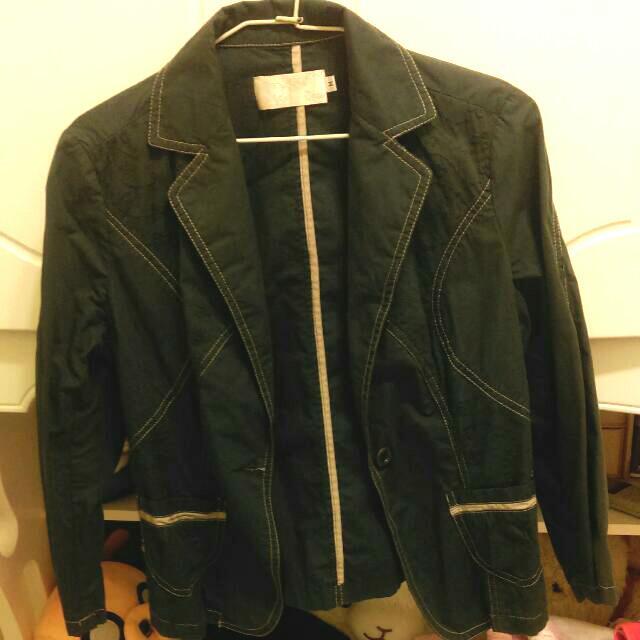 💗含運 古著西裝外套