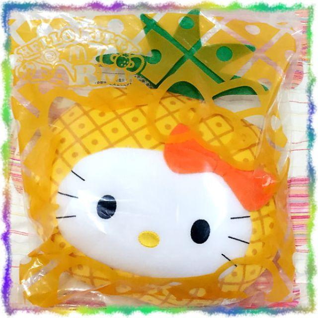 麥當勞 Hello Kitty 麥麥幫 仲夏農場 鳳梨 抱枕